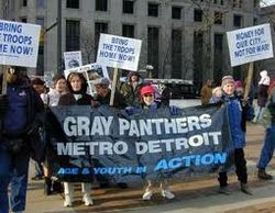 Old grey panthers detroit demo
