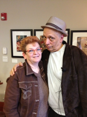 Walter Mosley and Me