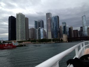 Chi view from the riverboat