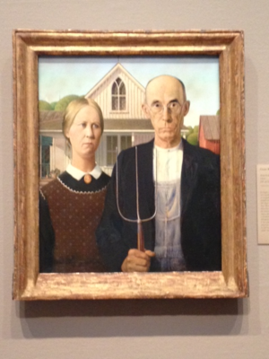Chi american gothic