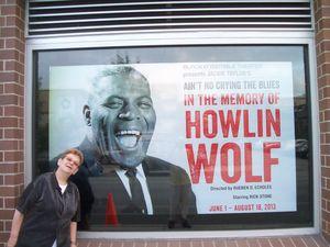 Chi howlin wolf