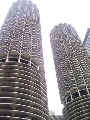 Chi Bertram Goldberg towers