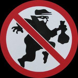 Burglar stop