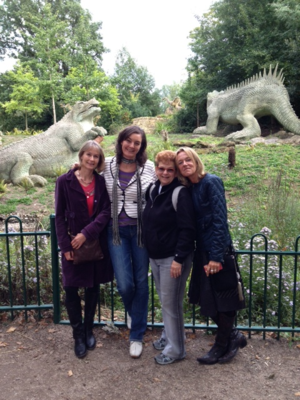 Csv girls and dinosaurs