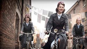 Midwives on bikes