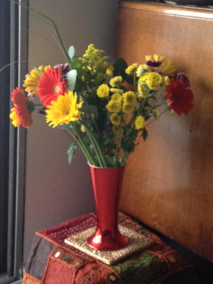 TJ bouquet