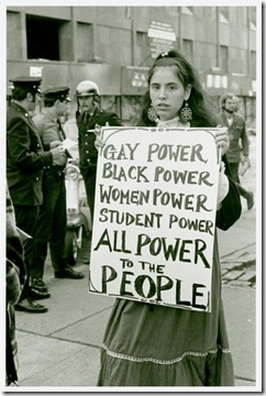 Gay pride black women power