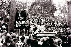Gay pride philly 1972 group
