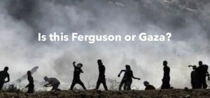 Ferguson -or-gaza