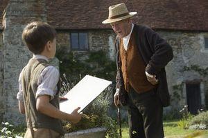 Holmes and boy