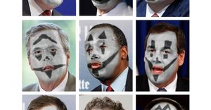 Republican clowns