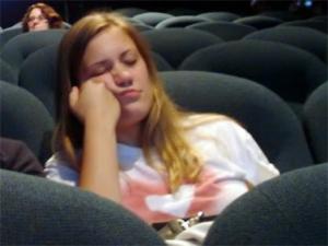 Bored movie