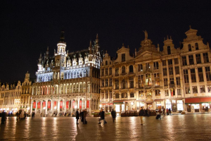 Marx grand place
