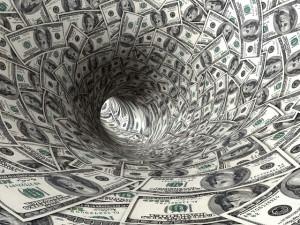 Lottery swirl of omeny