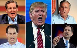 Republican anger