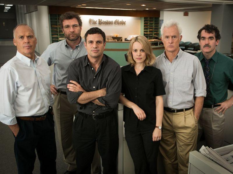 Spotlight team