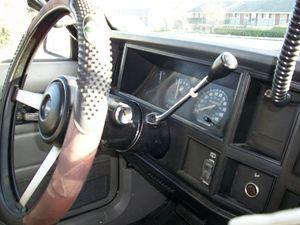 Ford stick shift