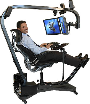 Office chair huge