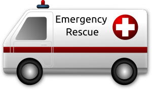London emergency rescue