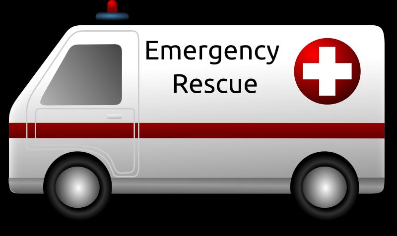 London emergency rescue