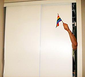 Closet gay