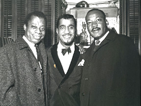 James baldwin sammy mlk