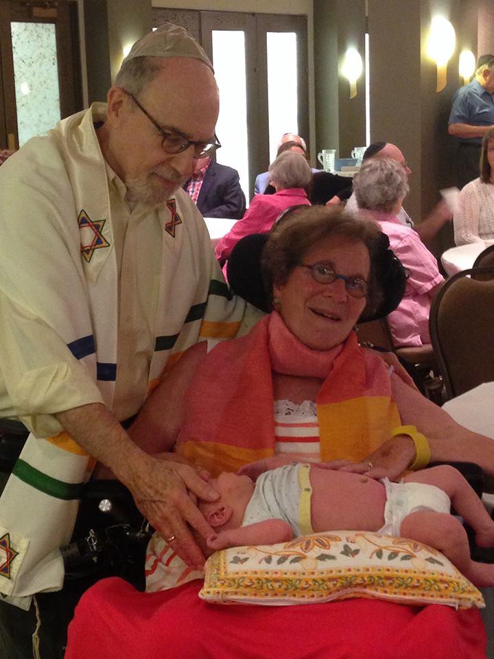 Linda and Jim Greenberg