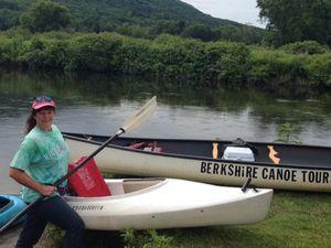Canoe kayak trip
