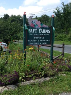 Taft farm