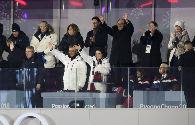 Olympics pence sitting down