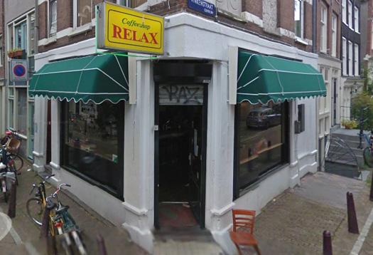 Relax coffeeshop-relax-amsterdam