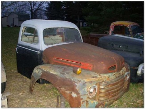 Old truck2