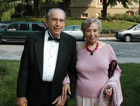 Jake & Estelle at wedding