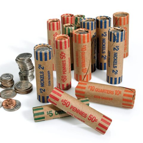 Rolled change