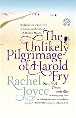 Unlikely pilgrammage of Harold Fry