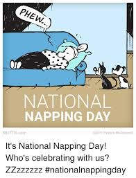 National nap day two