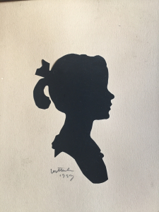 Silhouette 1957