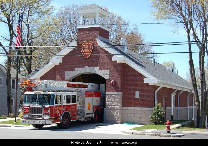 Noise firehouse