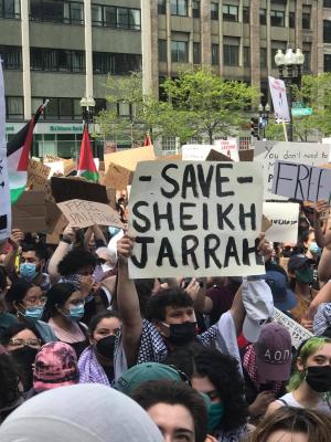Nakba 2021 Save Sheikh Jarrah
