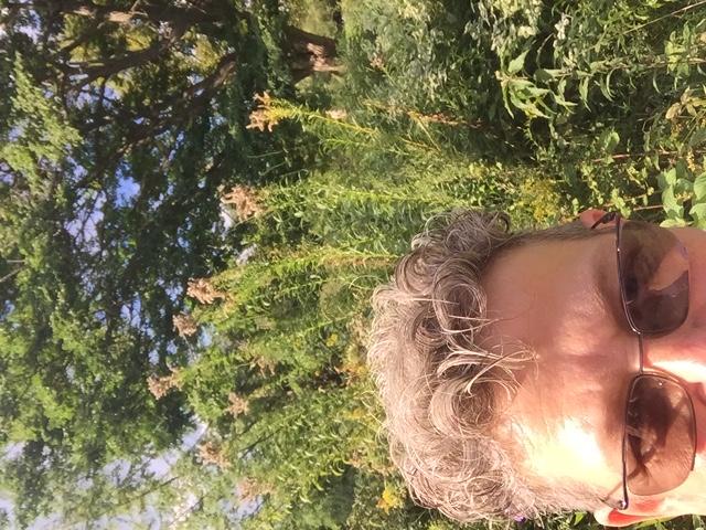 Acton selfie