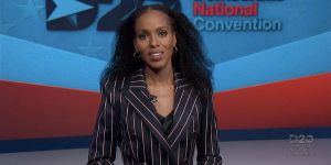 Dnc kerry washington