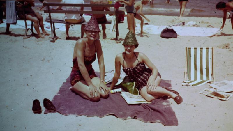 Secret love beach