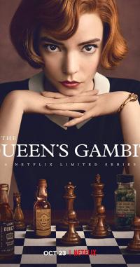 Queens gambit poster