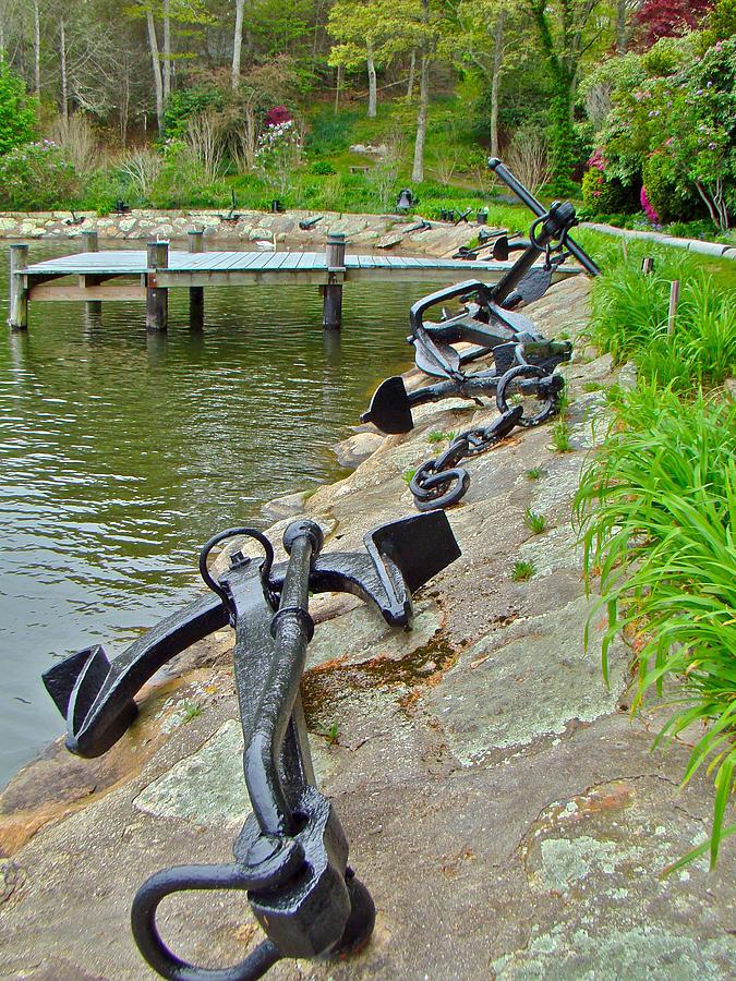 Cape spohr anchor