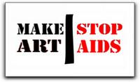 David_gere_make_art_stop_aids_log_2