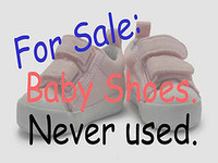 Hemingway_for_sale_baby_shoes